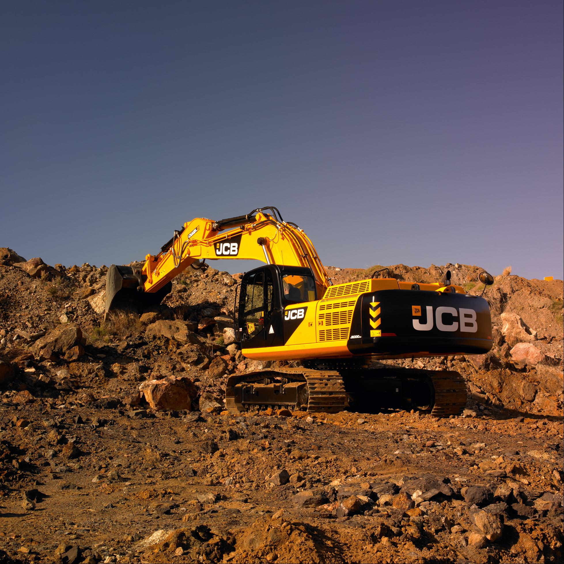 Excavadoras sobre orugas - Tornometal