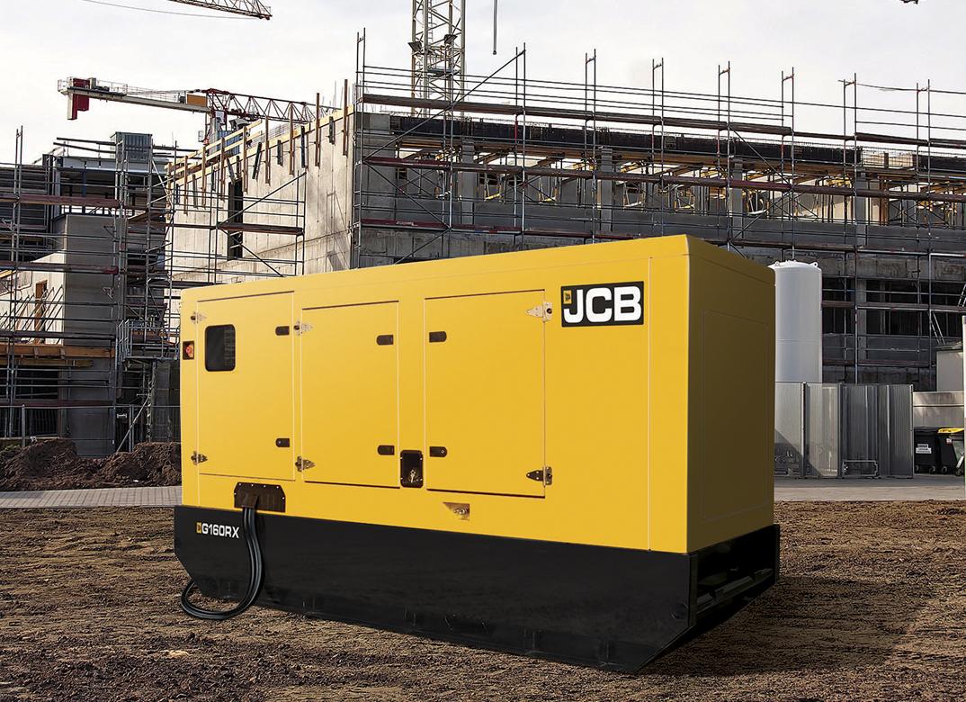 Generadores JCB